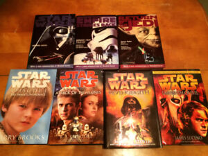 Star Wars Hardcover Books