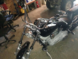 Looking for Harley or rat bike project