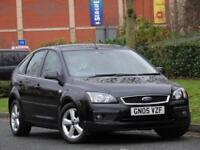 Ford Focus 1.6 2005 Zetec Climate +1 LADY OWNER + 13 SERVICE STAMPS