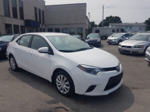 Toyota Corolla 2014 Automatique Camera Bluetooth Finance  9995$