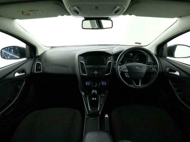2017 Ford Focus 1.5 EcoBoost Titanium 5dr HATCHBACK Petrol Manual