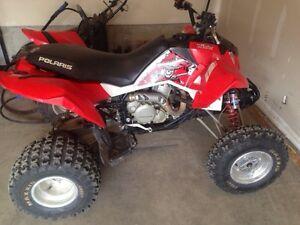 2008 Polaris outlaw 450 MXR ATV