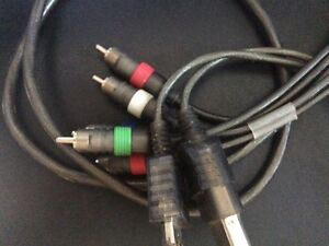Video Component Cord