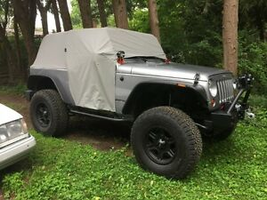 Jeep Trail Cover for 2015 Rubicon