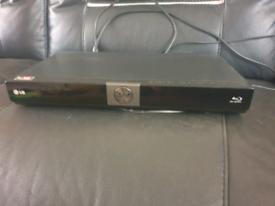 LG Blu Ray Player BD370