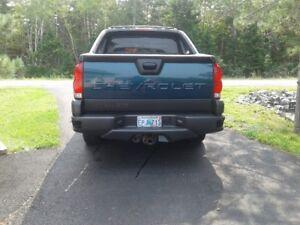 2006 Chevrolet Avalanche LT Pickup Truck 4X4