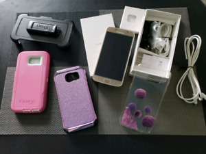 SAMSUNG S6 AND ACCESSORIES