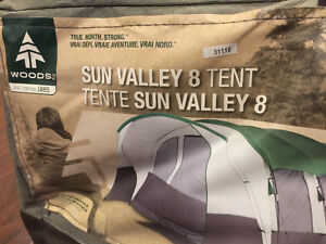 Woods™ Sun Valley Tent, 8-Person