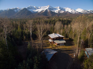 VIDEO! Legendary, One of a Kind Property in Fernie BC