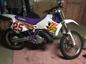 """YZ 250 1995 New Condition"""