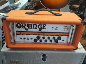 Super Orange Ad30 Made in England Head utilisée 2 fois!