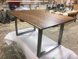 Custom Ash Table