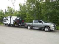 Wolf Pack 21WP Front End Toy Hauler
