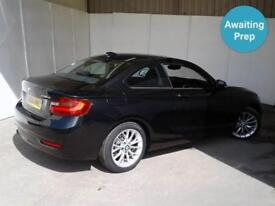 2014 BMW 2 SERIES 218d SE 2dr
