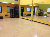 Scarborough Studio Space Rental-Hourly, Daily, Weekly