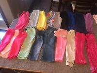 Massive lot of girls 18-24 month spring/summer clothing