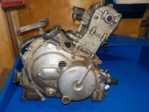 ARCTIC CAT 454 ENGINE MOTOR GOOD USED READY FOR INSTALL 1998