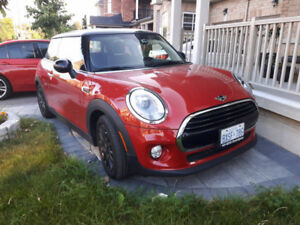 2016 MINI Mini Cooper 16 Months Remaining Lease Takeover