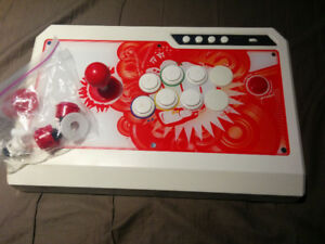 Qanba Fight Stick Joystick