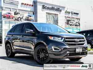 2015 Ford Edge SEL, FWD, Only 45, 500 KMS, Leather