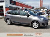 RENAULT SCENIC EXPRESSION DCI FAP 2010 Diesel Manual in Grey