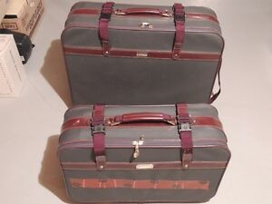 Samsonite luggage, two pieces, individually or together
