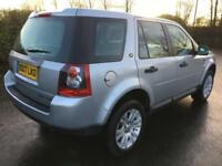 2007 LAND ROVER FREELANDER 2 2.2 TD4 HSE 5 DR 4X4 STATION WAGON AUTOMATIC