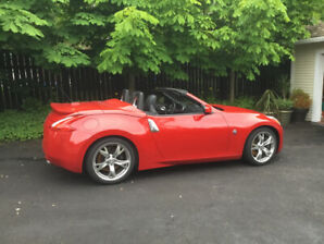 Nissan 370Z Roadster (convertible) for sale