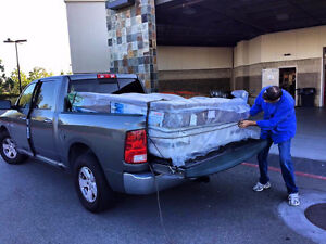 Beds,Mattresses Delivery $75