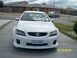 For Sale Holden SS Commodore 2008 in immaculate condition Belconnen Belconnen Area Preview