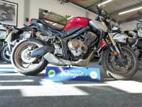 Honda CB650R ABS at Penrith Motorcycles