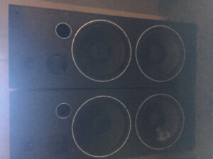 Speakers have to be rewired