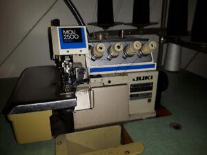 JUKI 2500 Series Industrial Serger
