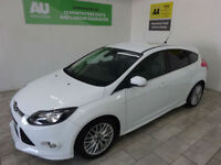2012,Ford Focus 1.0 125bhp EcoBoost Zetec S***BUY FOR ONLY £36 PER WEEK***