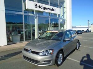 2017 Volkswagen GOLF Trendline