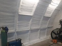 Top quality guaranteed!! Spray foam for less!!