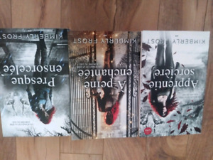 Livres Kimberly frost