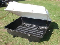 Porte / Cache Baggage / Top Carrier