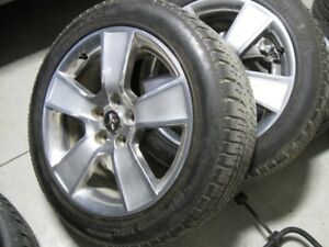 05-09 Ford Mustang GT rims and tires 235/50 ZR-18