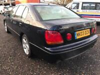 LEXUS GS 430 4.3L SE AUTOMATIC (2003 03 REG) RARE ONLY VERY FEW AVAILABLE IN UK