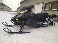 ARCTIC CAT XF 1100 TURBO LIMITED 2013 265HP