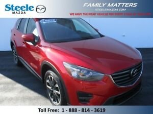 2016 MAZDA CX-5 GT (INCLUDES A NO CHARGE WARRANTY)