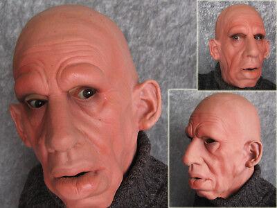 Latexmaske DODO - Männliche Latex Gummimaske Männermaske Effekt Gesicht Mann