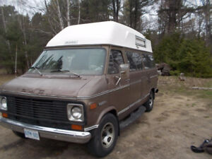 1975 GMC Vandura Minivan, Van