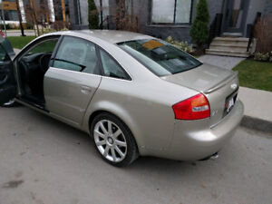 Audi A6 2.7T S-Line 2004 for sale