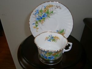 SWEET HAMMERSLEY DEMI TASSE CUP AND SAUCER