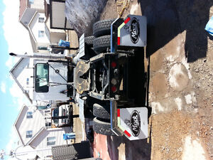 truck for sale 1998 white mack ch613