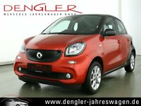 Smart FORFOUR 52KW NAVI*LED*PTS*SHZ*READY Passion