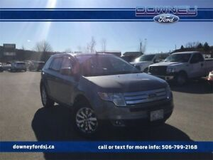 2010 Ford Edge SEL PANO ROOF BLUETOOTH HEATED LEATHER SEATS