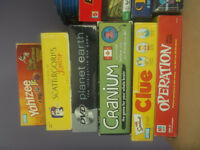 16 Board games in good condition